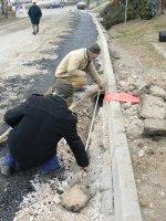 Odvodňovací kanál od nového cintorína až pred pohostinstvo si chceme zachovať a preto sa opravuje jeho poškodenie