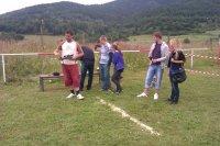 Organizovaná súťaž v streľbe zo vzduchovky
