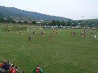 Futbalový turnaj o pohár starostu obce Vojkovce v roku 2011