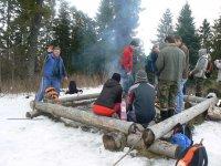 Štefánsky výstup na Sľubicu  26.12.2012