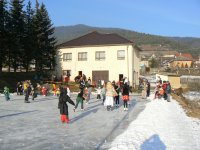 Maškarný ples v obci Vojkovce 30.január 2011