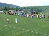MDD 2011   požiarný útok  DHZ obce Vojkovce a HaZZ Krompachy