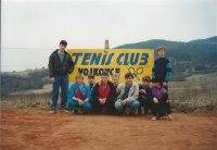 Tenis club Vojkovce 1993
