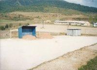 Stavba tenisového ihriska 1992