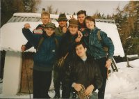 Tenis club január 1994