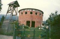 Stavba kostola sv. Bartolomeja