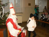 Sv. MIKULÁŠ  deťom. 6.12.2014
