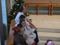 Vianočné vystúpenie FS BOROVNIČÁK VOJKOVCE  25.12.2014