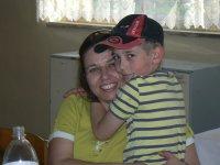 Oslava DM 2015 mama so synom