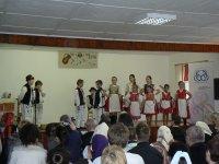 Folklórne predstavenie - Ty vodičko čistá 2016