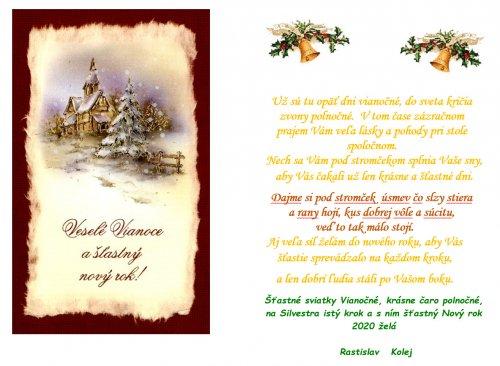 Vianočne prianie