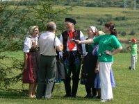 Príprava urbárskych dní  v obci  Vojkovce